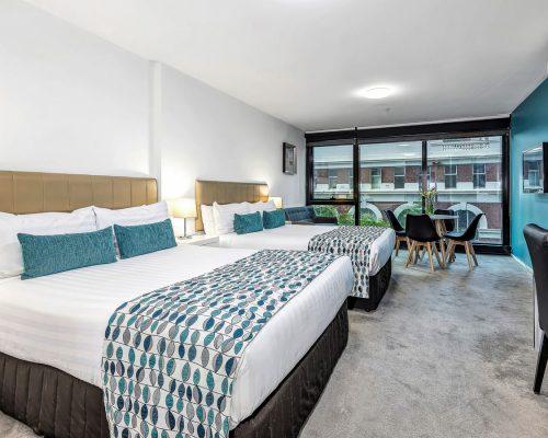 Melbourne Cbd Accomodation Pegasus Apartments